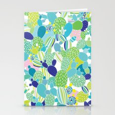 Cactus Mania Stationery Cards