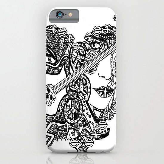 Rocking Out iPhone & iPod Case