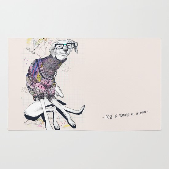 Dog Area & Throw Rug