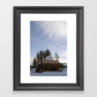 Scottish Dark Sky Observatory Framed Art Print