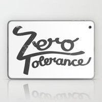 Zero Tolerance Laptop & iPad Skin