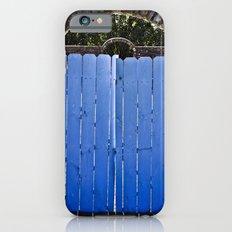 Blue Doors Slim Case iPhone 6s