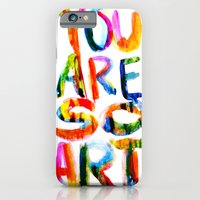 You are So Art iPhone 6 Slim Case