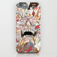 iPhone Cases featuring KN/PC: Infinite Jest by Cody Hoyt
