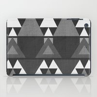 Aztec Grey iPad Case