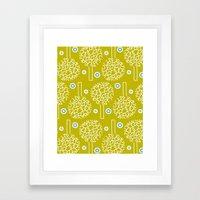 Annika Trees Framed Art Print