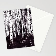 You can't see the forest for the trees Stationery Cards