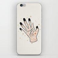 Sleight Of Hand iPhone & iPod Skin