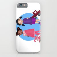 iPhone & iPod Case featuring Best Friends by Cloud 9 Ink