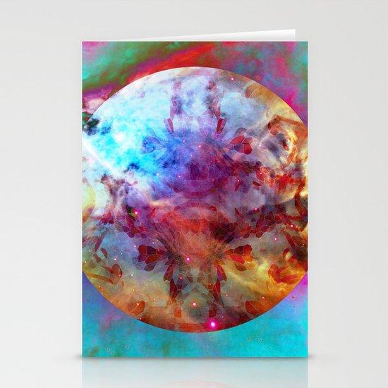 Memento #2 - Soul Space Stationery Card