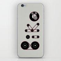 Bike Gear iPhone & iPod Skin
