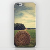 Summer Field Of Dreams iPhone & iPod Skin