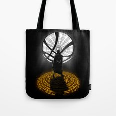 Doctor Weird Tote Bag