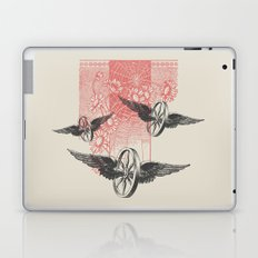 Cosmic Wheels Laptop & iPad Skin