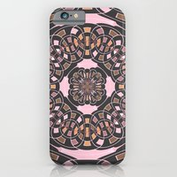 Complex geometric abstract iPhone 6 Slim Case