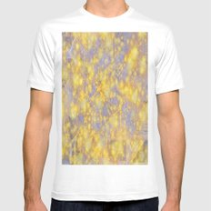 InDepth Mens Fitted Tee White SMALL