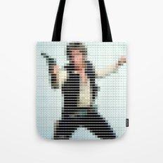 Han Solo - StarWars - Pantone Swatch Art Tote Bag