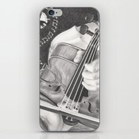 The Note Waltz iPhone & iPod Skin