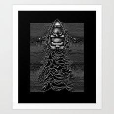 Unknown Waters Art Print