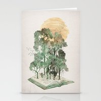book Stationery Cards featuring Jungle Book by David Fleck