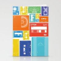 Cassette Heaven Stationery Cards