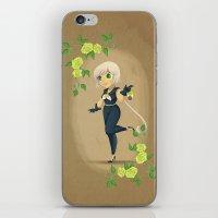 Retro Sailor Star Healer iPhone & iPod Skin
