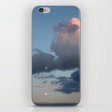 The Moon iPhone & iPod Skin