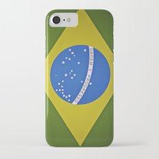 Patria Amada, Brasil (Brazil) Slim Case iPhone 7