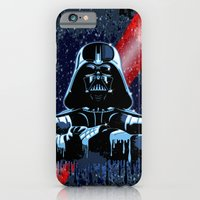 Darth Vader Mask On Dark… iPhone 6 Slim Case
