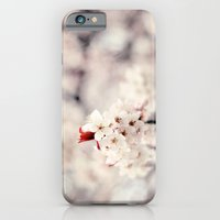 iPhone & iPod Case featuring Cherry Blossoms  by castle on a cloud