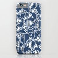 Abstract Outline Lines N… iPhone 6 Slim Case