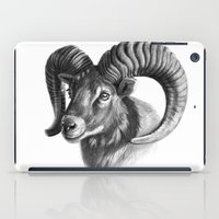 The mouflon G125 iPad Case