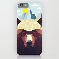 iPhone & iPod Case featuring Bear Mountain  by Davies Babies