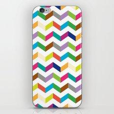 Funny stripe iPhone & iPod Skin
