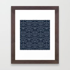 Wave of Cats Framed Art Print