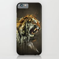 iPhone & iPod Case featuring Ty-Ga by Emiliano Morciano (Ateyo)