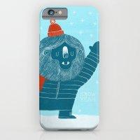 Snow Yeah iPhone 6 Slim Case