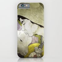 iPhone & iPod Case featuring BLOOD MONEY by Jeremy Stout