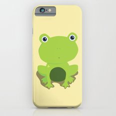 Green Frog Slim Case iPhone 6s