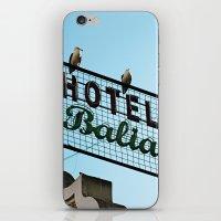 Hotel iPhone & iPod Skin