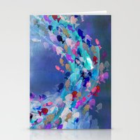 Lucid Lagoon  Stationery Cards