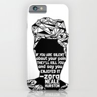 ZNH - If You Are Silent … iPhone 6 Slim Case