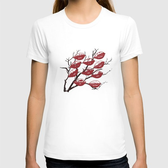City Leaf Tree 2 T-shirt