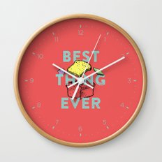 Best thing ever Wall Clock