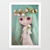 Enchanted Petal Art Print