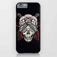 Firefly 57th Brigade Mal's Independents Brigade iPhone 6 Slim Case