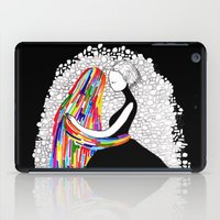 Ghosts Dance iPad Case