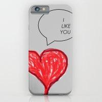 i Like you iPhone 6 Slim Case