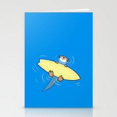 Ottersurfer Stationery Cards