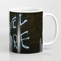 Travel More Mug